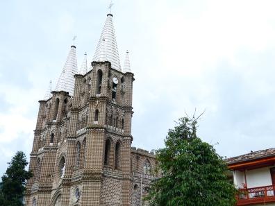 Eglise de Jardín, Antioquia