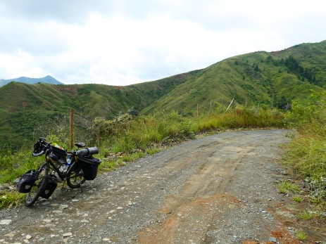 Route de montagne (trocha)
