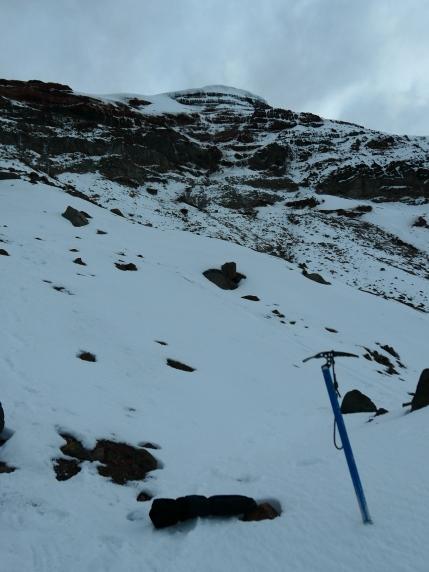 Ascencion du Chimborazo