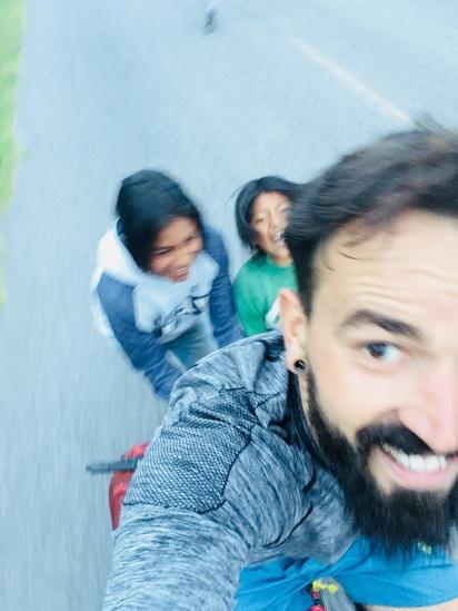 en route vers Cuicocha