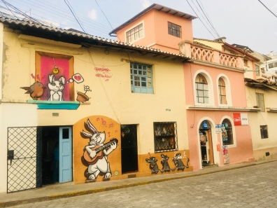 Quartier Bellavista, Quito
